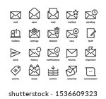 email line icons. application...