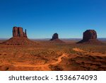 beautiful view of amazing... | Shutterstock . vector #1536674093