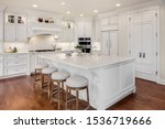 Beautiful kitchen in new...