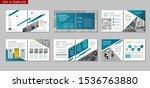 brochure creative design.... | Shutterstock .eps vector #1536763880