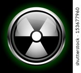 icon radiation | Shutterstock .eps vector #153677960