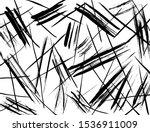white and black vector. grunge...   Shutterstock .eps vector #1536911009