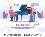 Time Together For Elderly...