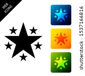 star icon isolated. favorite ...