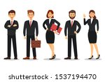 business people character...   Shutterstock .eps vector #1537194470