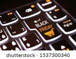 Black Friday Glowing Key Click...