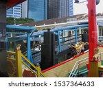 Singapore. 29 Nov 2004. Carved...