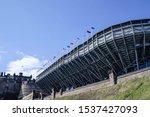 Edinburgh Castle  Scotland  Uk  ...