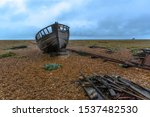 Old Ship On Dungeness Headland...