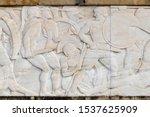 Thermopylae  Greece. Memorial...