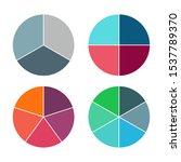 vector circle arrows... | Shutterstock .eps vector #1537789370