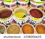 Different Types Of Spices And...