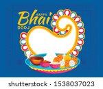 illustration indian festival of ...   Shutterstock .eps vector #1538037023