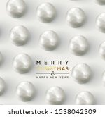merry christmas and happy new...   Shutterstock .eps vector #1538042309