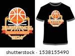 sports t shirt design   vector... | Shutterstock .eps vector #1538155490
