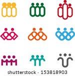 Design People Logo Element....