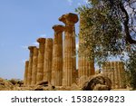 Temple Of Heracles Is The Most...