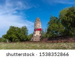 Beautiful Buddhist Temple. Wat...