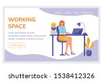 working space landing page...