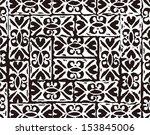 pattern   Shutterstock .eps vector #153845006