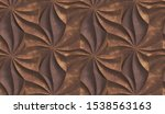 3d expensive wallpaper of... | Shutterstock . vector #1538563163