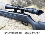 Pneumatic Air Rifle With...