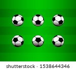 soccer ball animation frames...