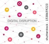 digital disruption trendy web...