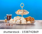 egyptian traditional eid al... | Shutterstock . vector #1538742869