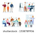 business people vector team... | Shutterstock .eps vector #1538789936