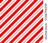Christmas Candy Cane Stripes...