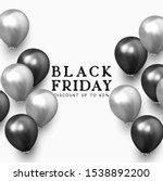black friday sale. background...   Shutterstock .eps vector #1538892200