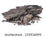 shale rock  | Shutterstock . vector #153916094