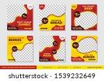 food   culinary social media... | Shutterstock .eps vector #1539232649