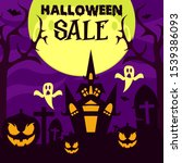 purple design banner happy... | Shutterstock .eps vector #1539386093