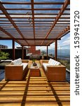 interior design  beautiful... | Shutterstock . vector #153941720