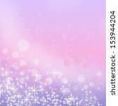 christmas snowflakes background | Shutterstock . vector #153944204