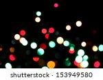 beautiful festive confetti on a ...   Shutterstock . vector #153949580