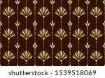 flower geometric pattern.... | Shutterstock .eps vector #1539518069