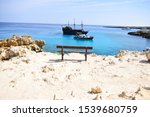 Blue Lagoon  Cyprus   October...