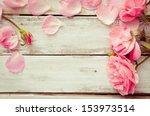 Romantic Floral Frame...