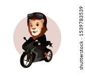 Vector Cartoon Illustration Of ...