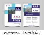 simple and modern design layout ...   Shutterstock .eps vector #1539840620