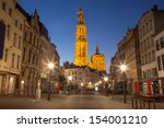 Antwerp   Cathedral Of Our...