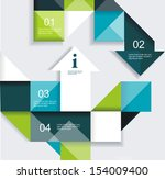 modern design. can be used for... | Shutterstock .eps vector #154009400