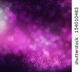 Abstract Dark Purple Backgroun...