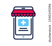 online drug store in smartphone ...