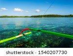 Island Hopping On A Banca Boat...