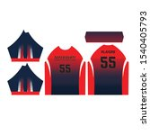 polo t shirts artwork vector...   Shutterstock .eps vector #1540405793