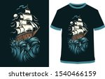 Sailor Struggle T Shirt  ...